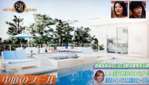 画像】浜崎あゆみの10億円豪邸が贅沢で凄すぎ!過去の自宅も紹介