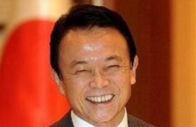 年齢 麻生 太郎
