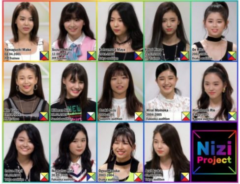 虹プロジェクト 投票